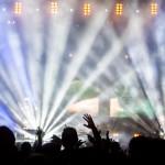 Koncerty i parady